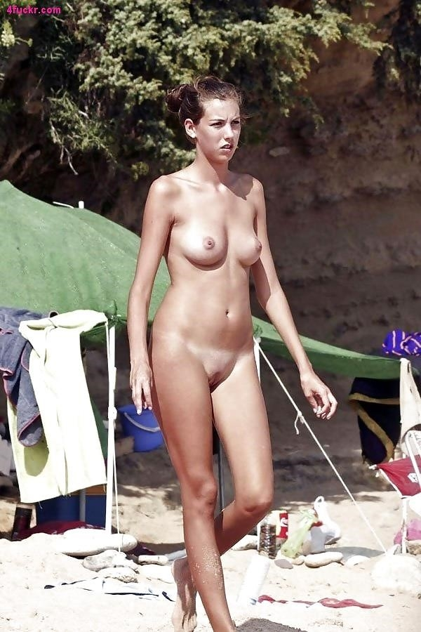 Amateur women naked in public-7774