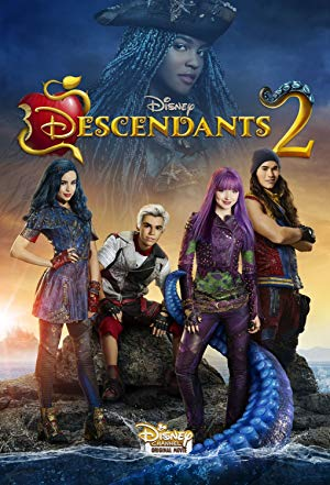 Descendants 2 2017 WEBRip XviD MP3-XVID