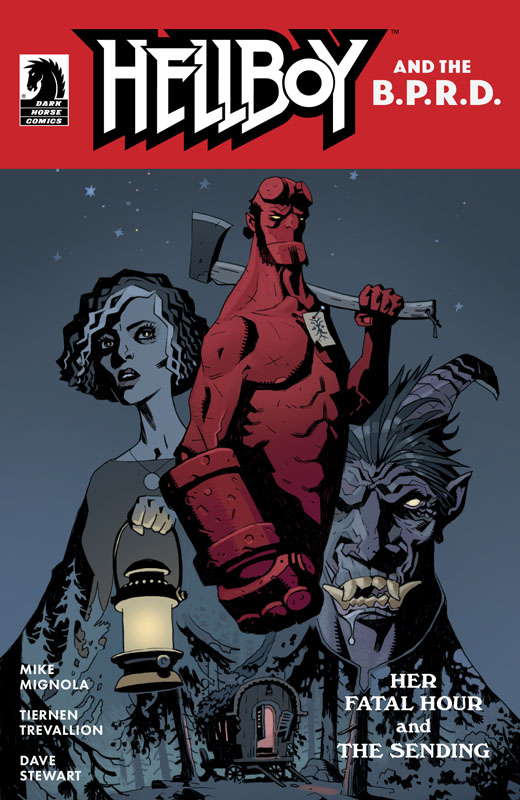 Hellboy and the B.P.R.D. - Her Fatal Hour and the Sending (2020)