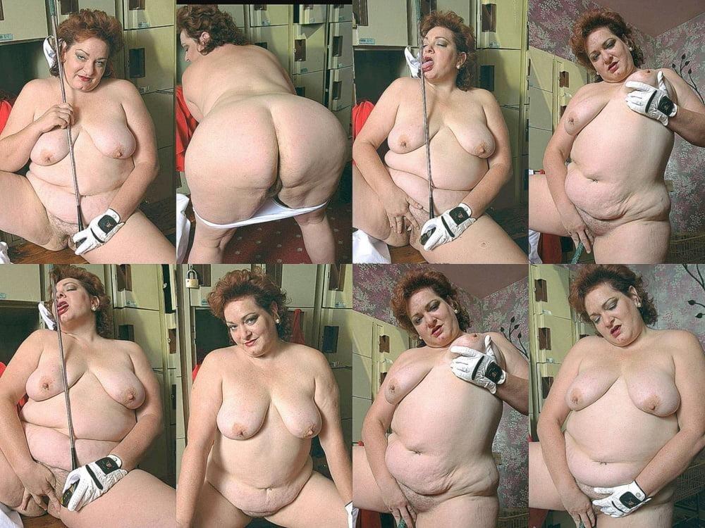 Sexy fat white women-7744