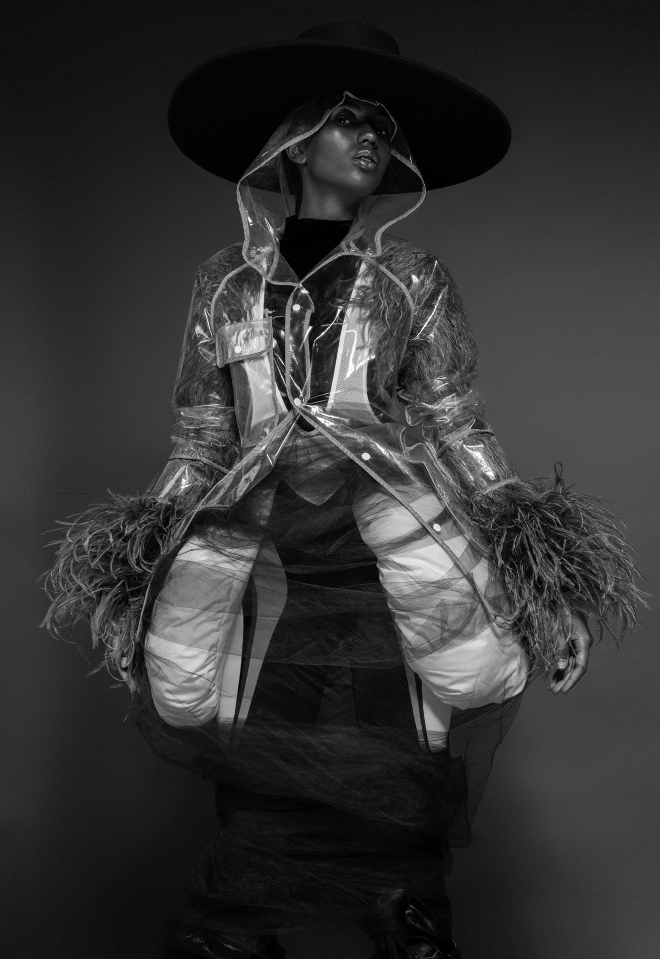 Нетрадиционный взгляд на модную одежду / фото 16
