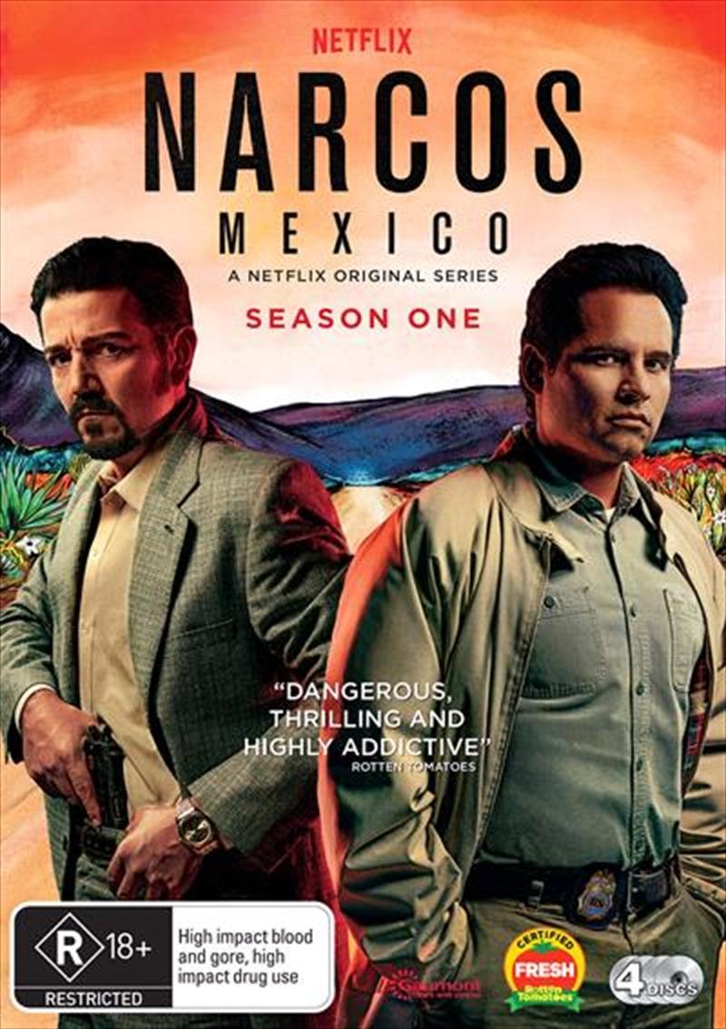 Narcos Mexico Season1 S01 720p 10bit WEBRip