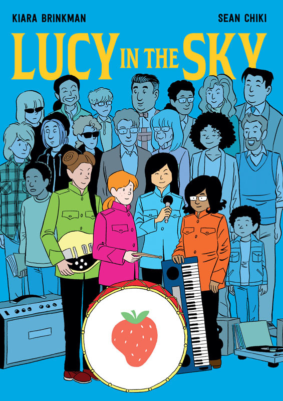 Lucy in the Sky (2021)
