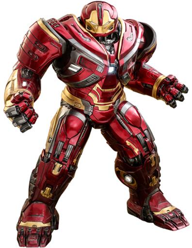 Avengers Infinity War - HulkBuster Mark 2 1/6 (Hot Toys) P9SCddo2_o
