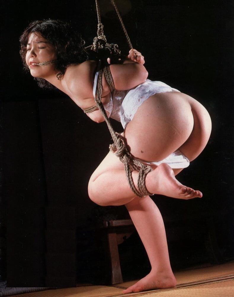 Asian bondage bukkake-3000