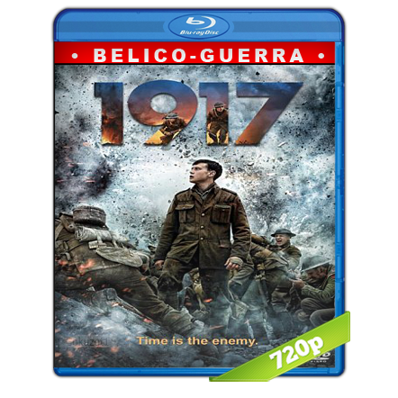 1917 (2019) BRRip 720p Audio Trial Latino-Castellano-Ingles 5.1