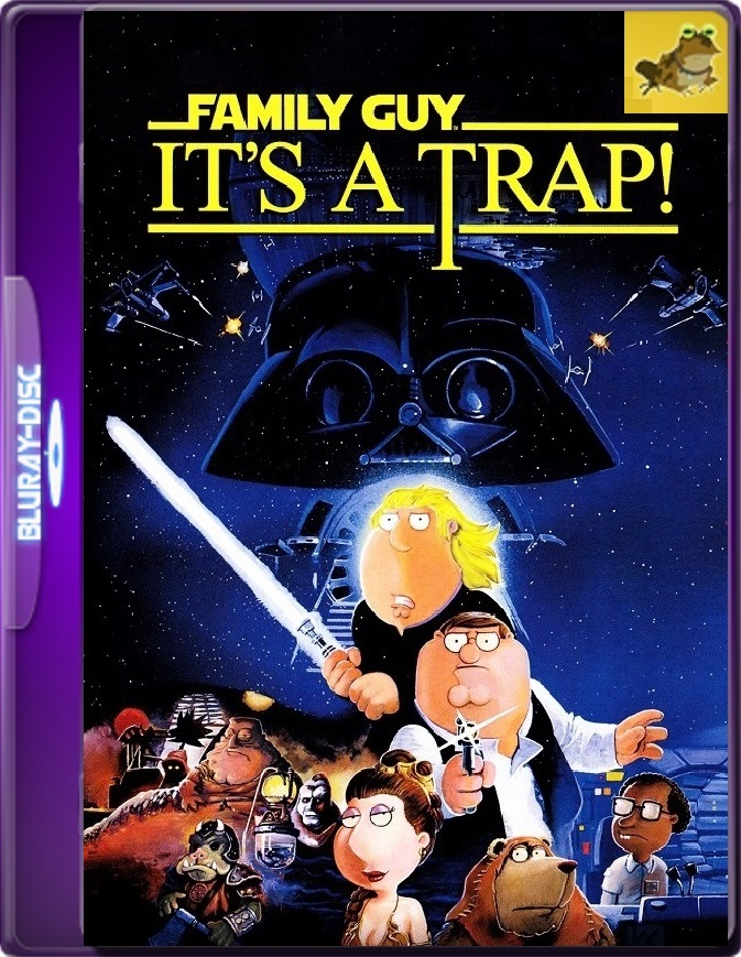 Padre De Familia Presenta: It's A Trap! (2010) Brrip 1080p (60 FPS) Latino / Inglés