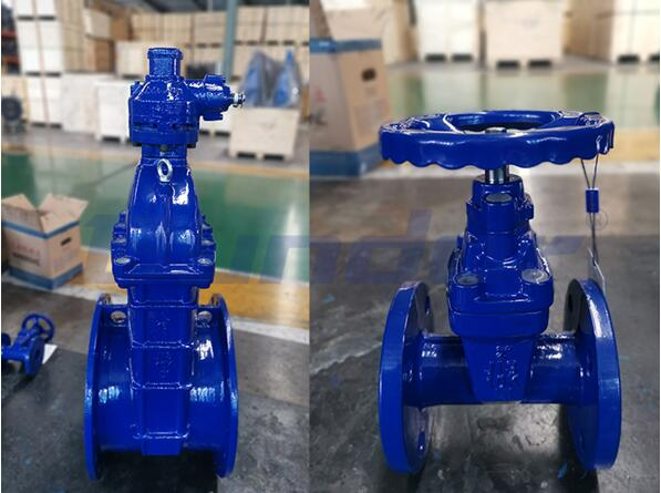 Gate valves and butterfly valves of Bundor are exported to Southeast Asia and East Asia