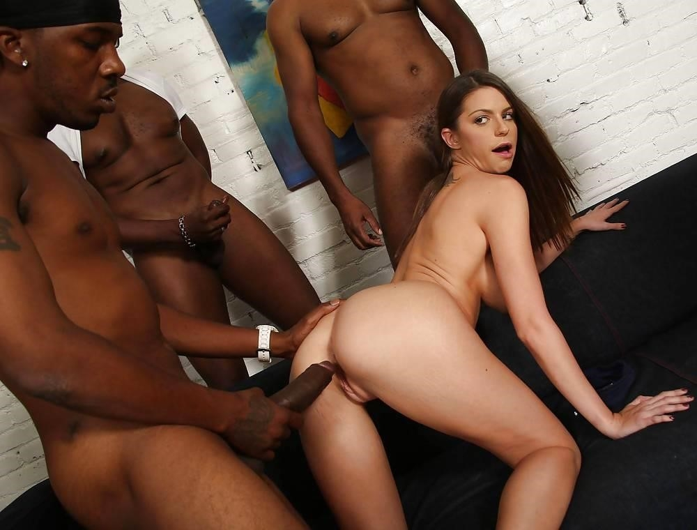 Big black and white sex-5888