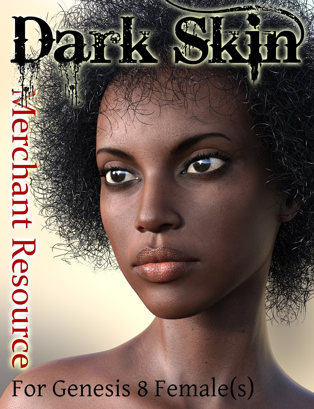 Dark Skin Merchant Resource for Genesis 8 Female(s)