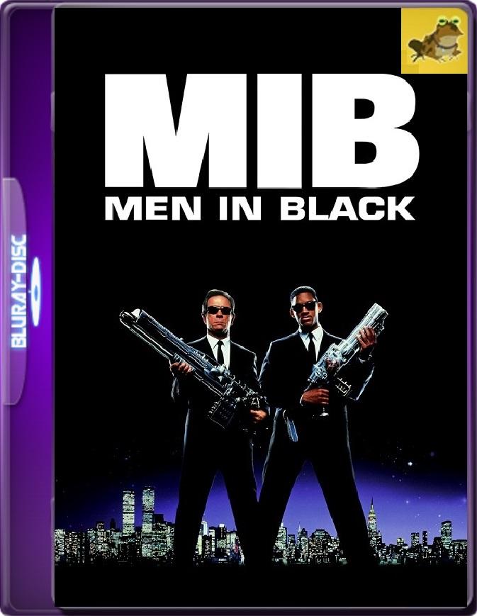 Hombres De Negro (1997) Brrip 1080p (60 FPS) Latino / Inglés