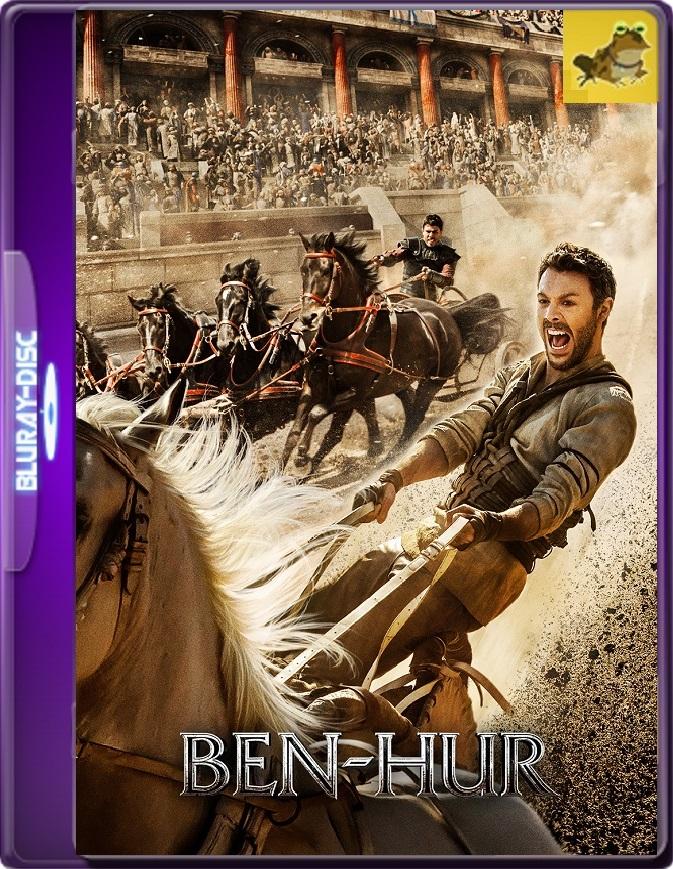 Ben-Hur (2016) Brrip 1080p (60 FPS) Latino / Inglés