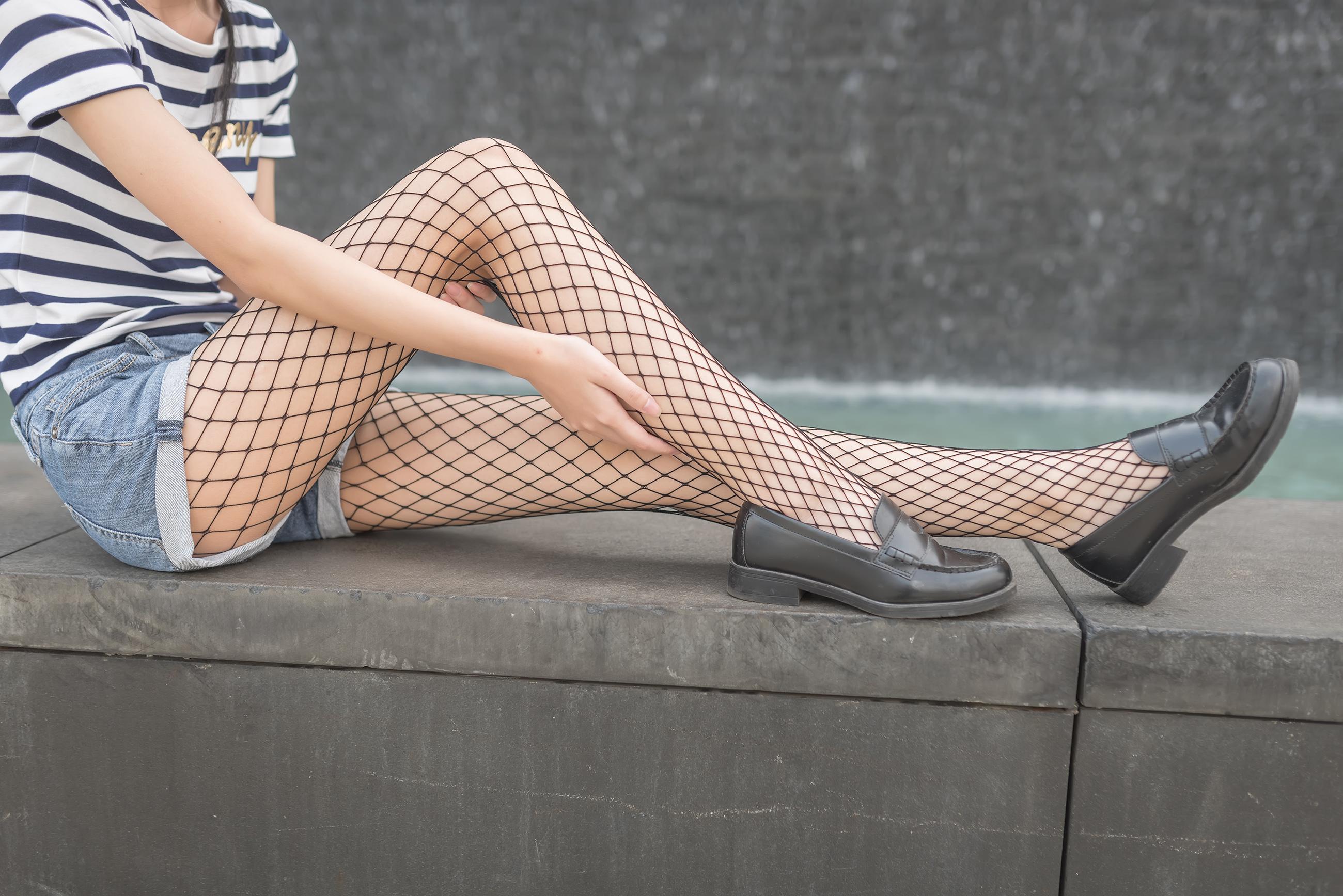 网袜真的棒! 腿控领域