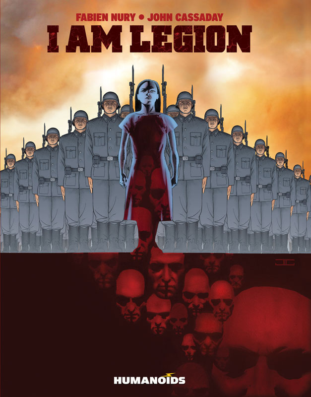 I Am Legion (2016)