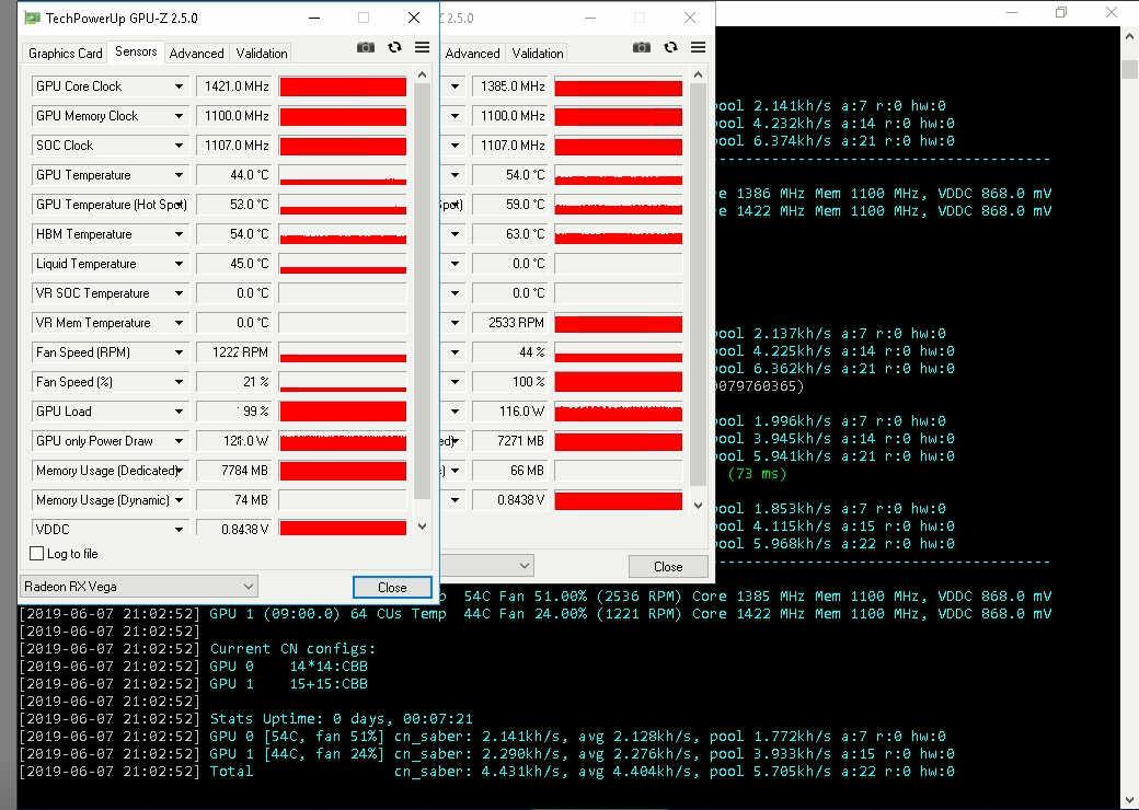 SRBMiner Cryptonight AMD GPU Miner V1 9 3 - native algo