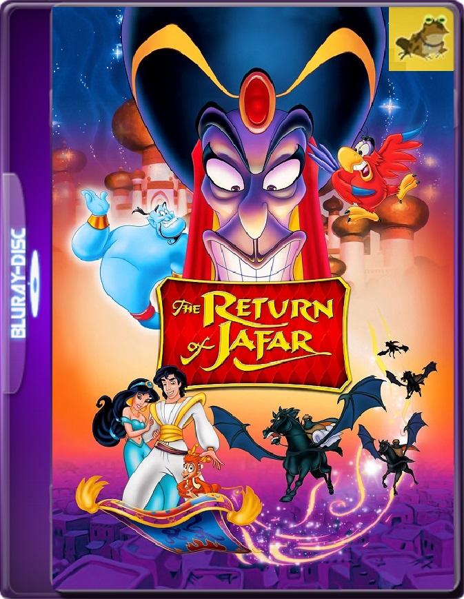 Aladdín 2: El Retorno De Jafar (1994) Brrip 1080p (60 FPS) Latino