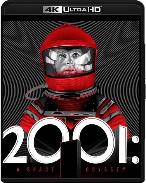 2001: Odyseja kosmiczna / 2001: A Space Odyssey (1968) MULTi.REMUX.2160p.UHD.Blu-ray.HDR.HEVC.DTS-HD.MA5.1-DENDA / LEKTOR i NAPISY PL