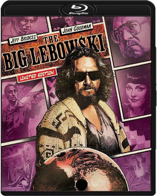 Big Lebowski / The Big Lebowski (1998) MULTi.720p.BluRay.x264.DTS.AC3-DENDA / LEKTOR i NAPISY PL