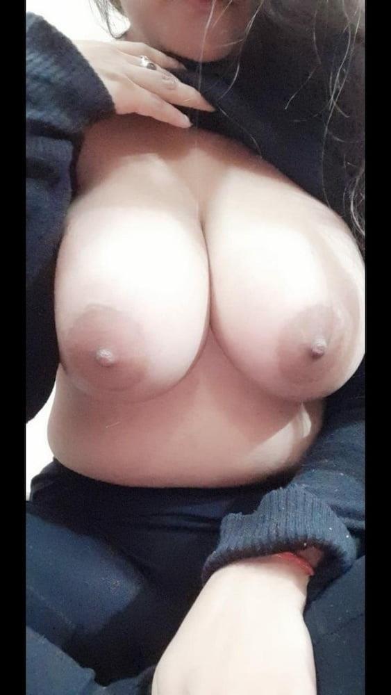 Beautiful girl nude selfie-7966