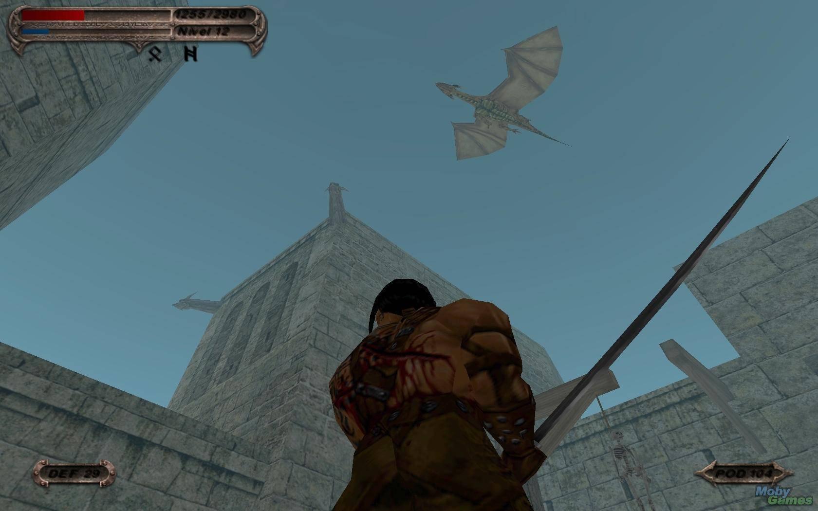 Severance: Blade of Darkness Captura 3