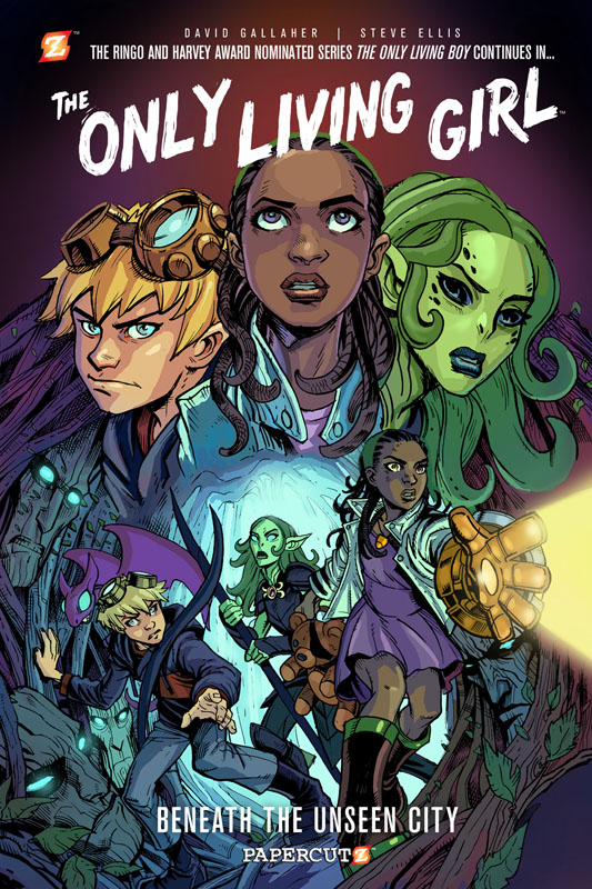 The Only Living Girl #1-2 (2019-2020)