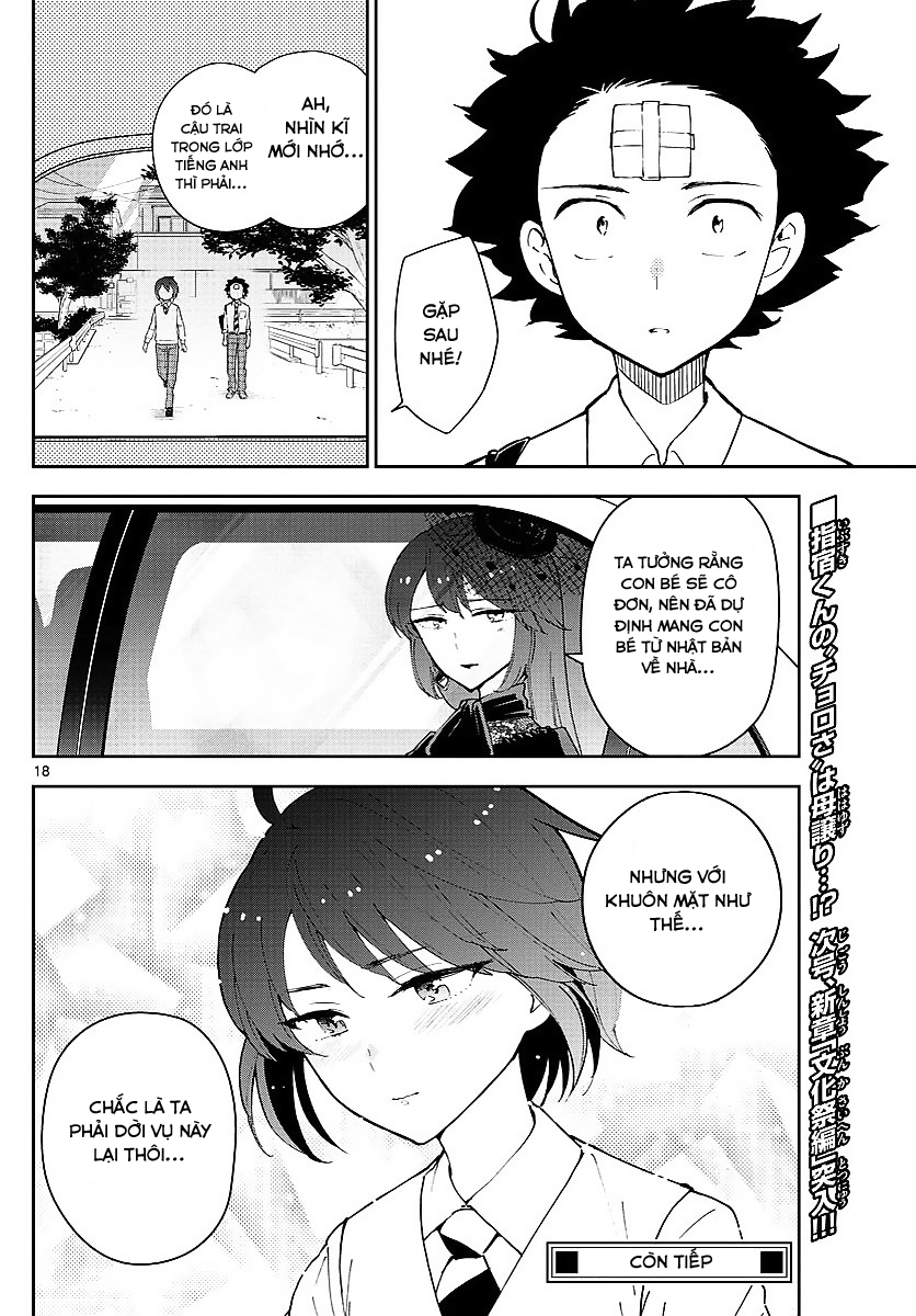 Hatsukoi Zombie Chapter 83 - Trang 19