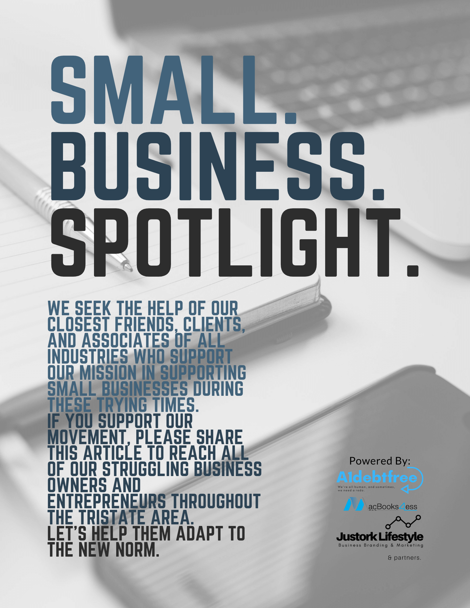 Justork Lifestyle Presents the Small Business Spotlight giveaway