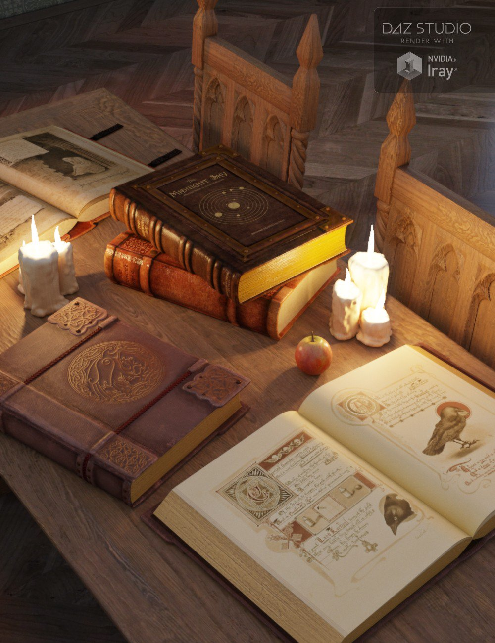 Ancient Tomes