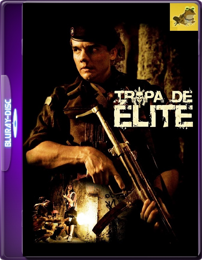 Tropa De Élite (2007) Brrip 1080p (60 FPS) Latino / Portugués