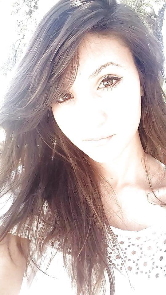 Nude latina teen selfie-1730