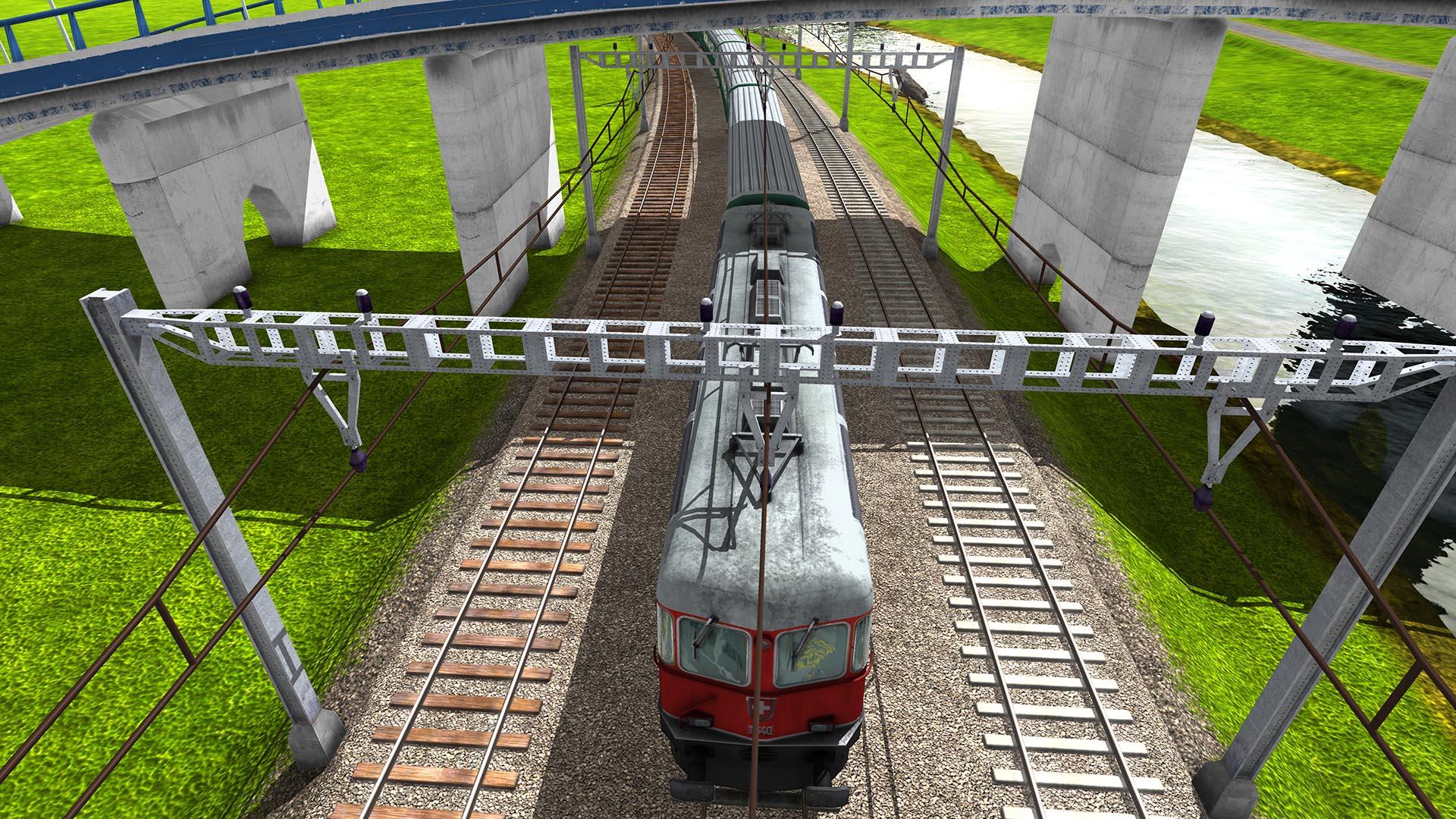 Train Fever + DLC Captura 1