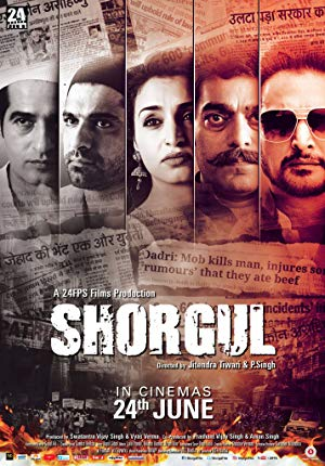 Shorgul (2016) Hindi - 720p WEB-HD - x264 - DD 5 1 - ESubs - Sun George-DrC