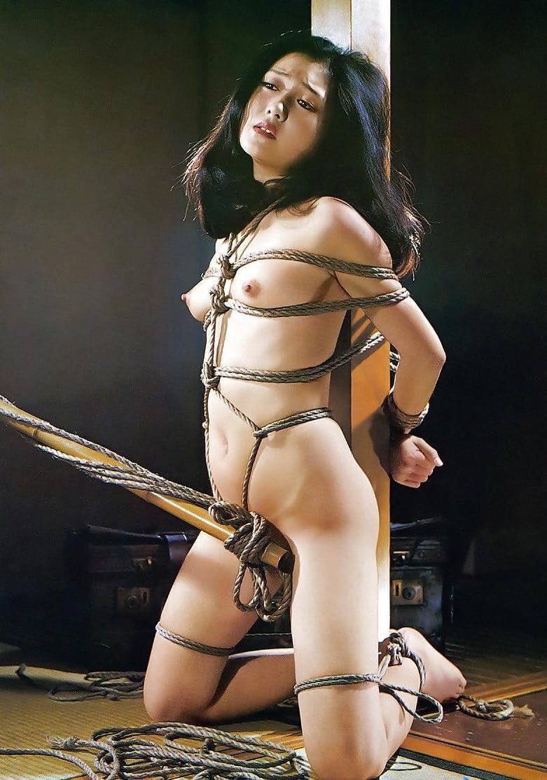 Japanese bondage rope-1386