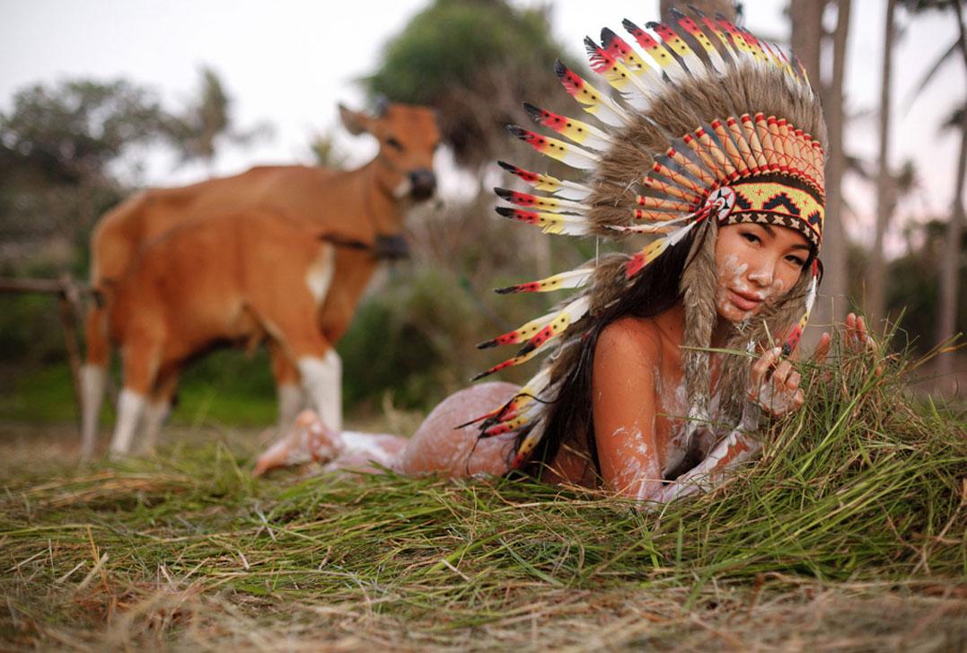 сексуальная индейская жена / фото 11