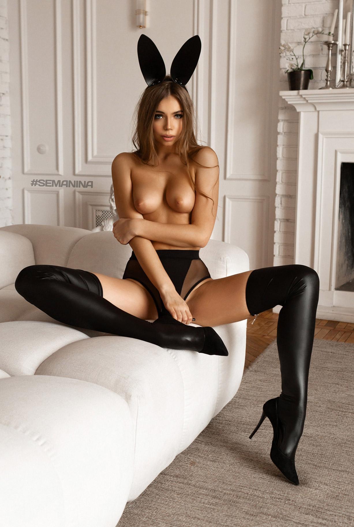 Сексуальная зайка Елизавета Вайсс / фото 04