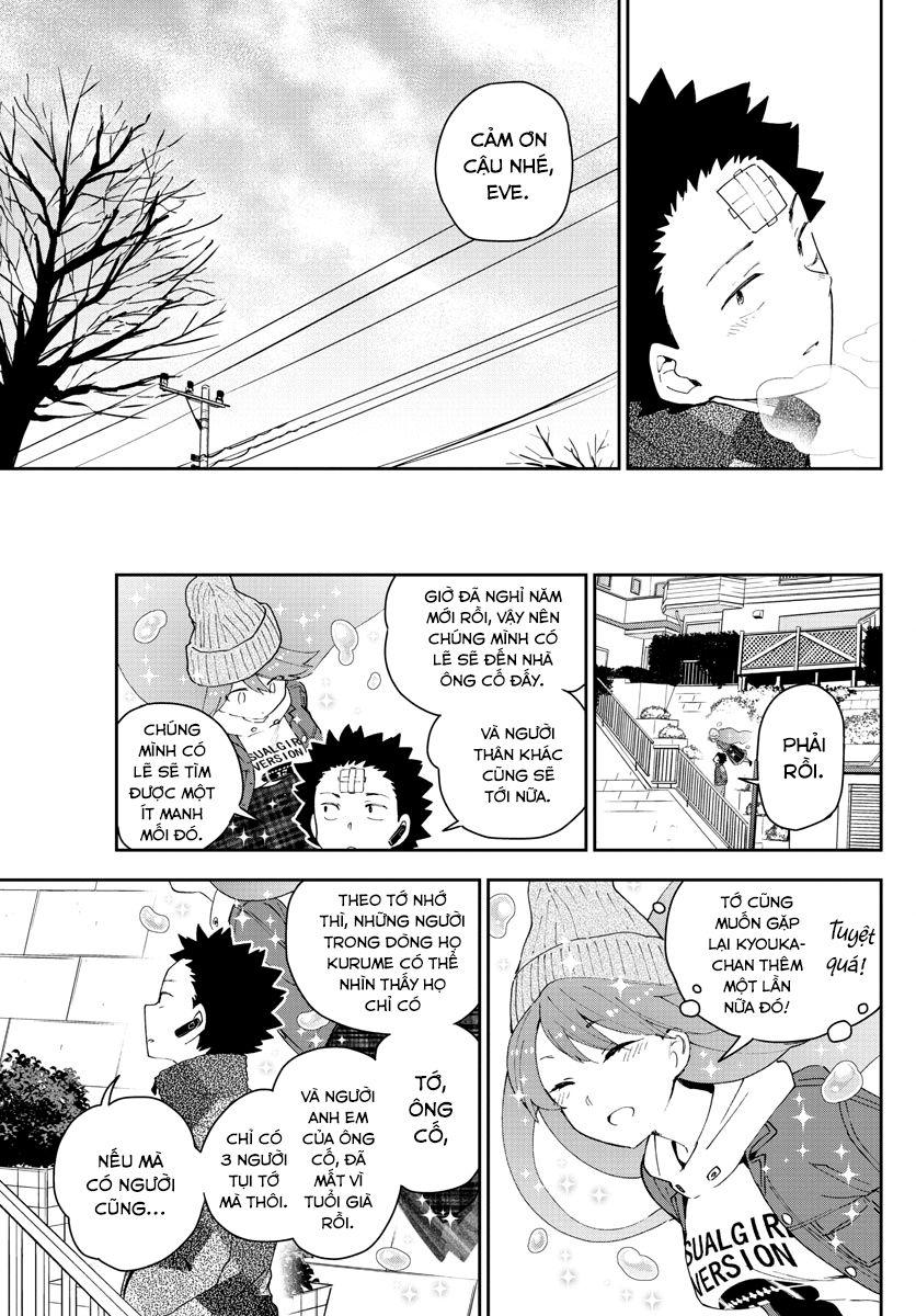 Hatsukoi Zombie Chapter 130 - Trang 19