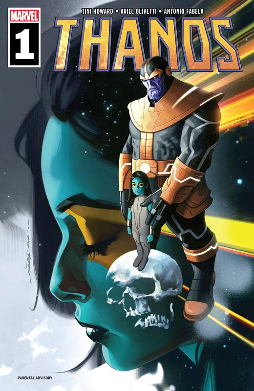 Thanos Vol.3 #1-6 (2019) Complete