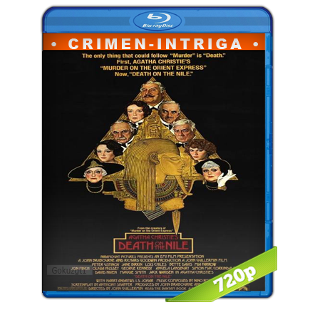 Muerte En El Nilo 720p Cas-Ing 5.1 (1978)