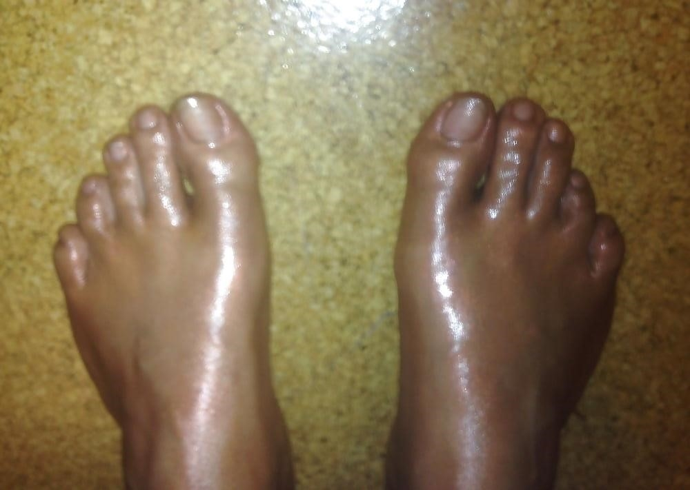 Natural tits high heels-3507