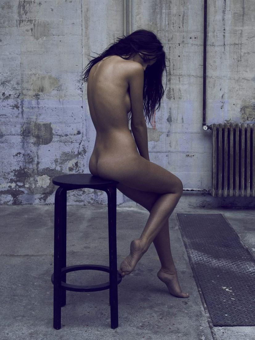 Тайная комната Полины Мулетт / Pauline Moulettes nude by Stefan Rappo