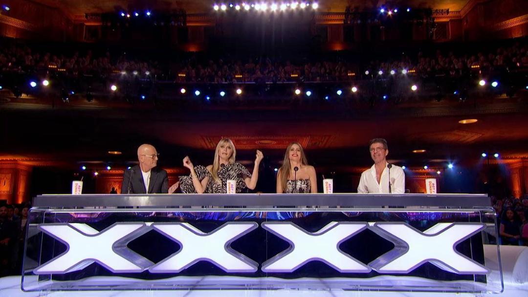 Americas Got Talent S15E01 Auditions 1 720p NF WEBRip DDP5 1 x264-LAZY