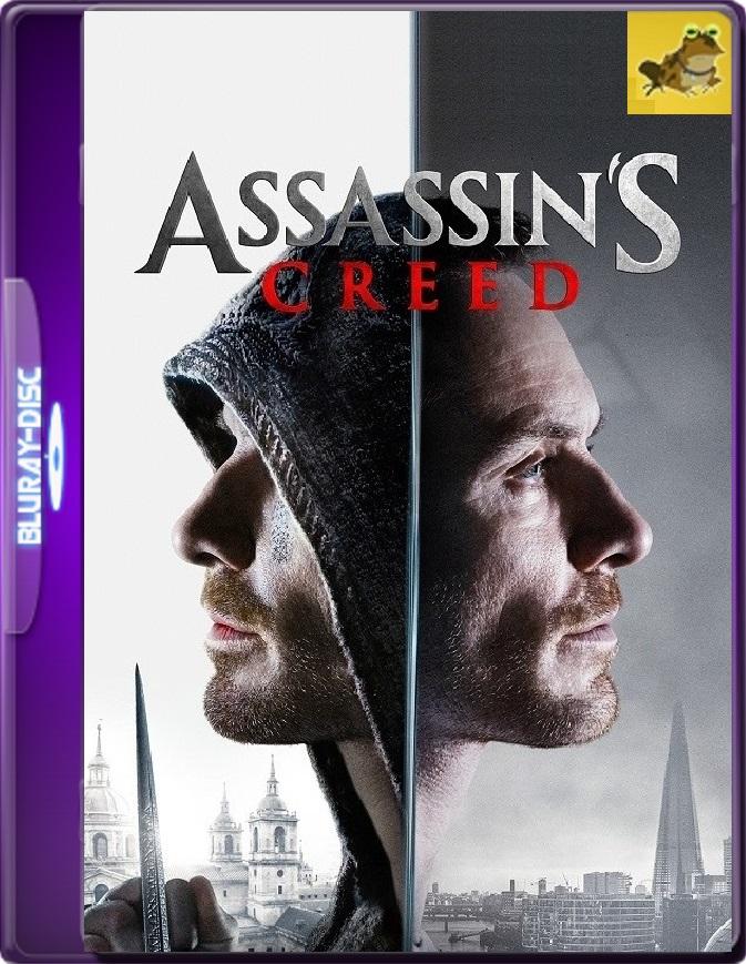 Assassin's Creed (2016) Brrip 1080p (60 FPS) Latino / Inglés