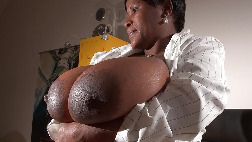 Mom black big tits-7534