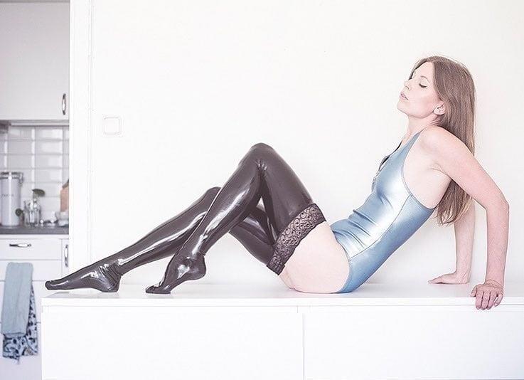 Latex stockings porn pics-2550