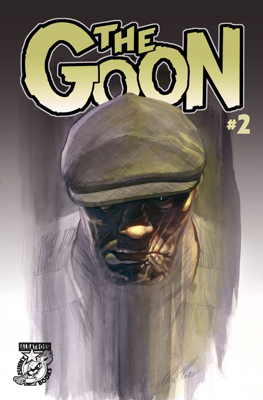 The Goon #1-5 (2019)