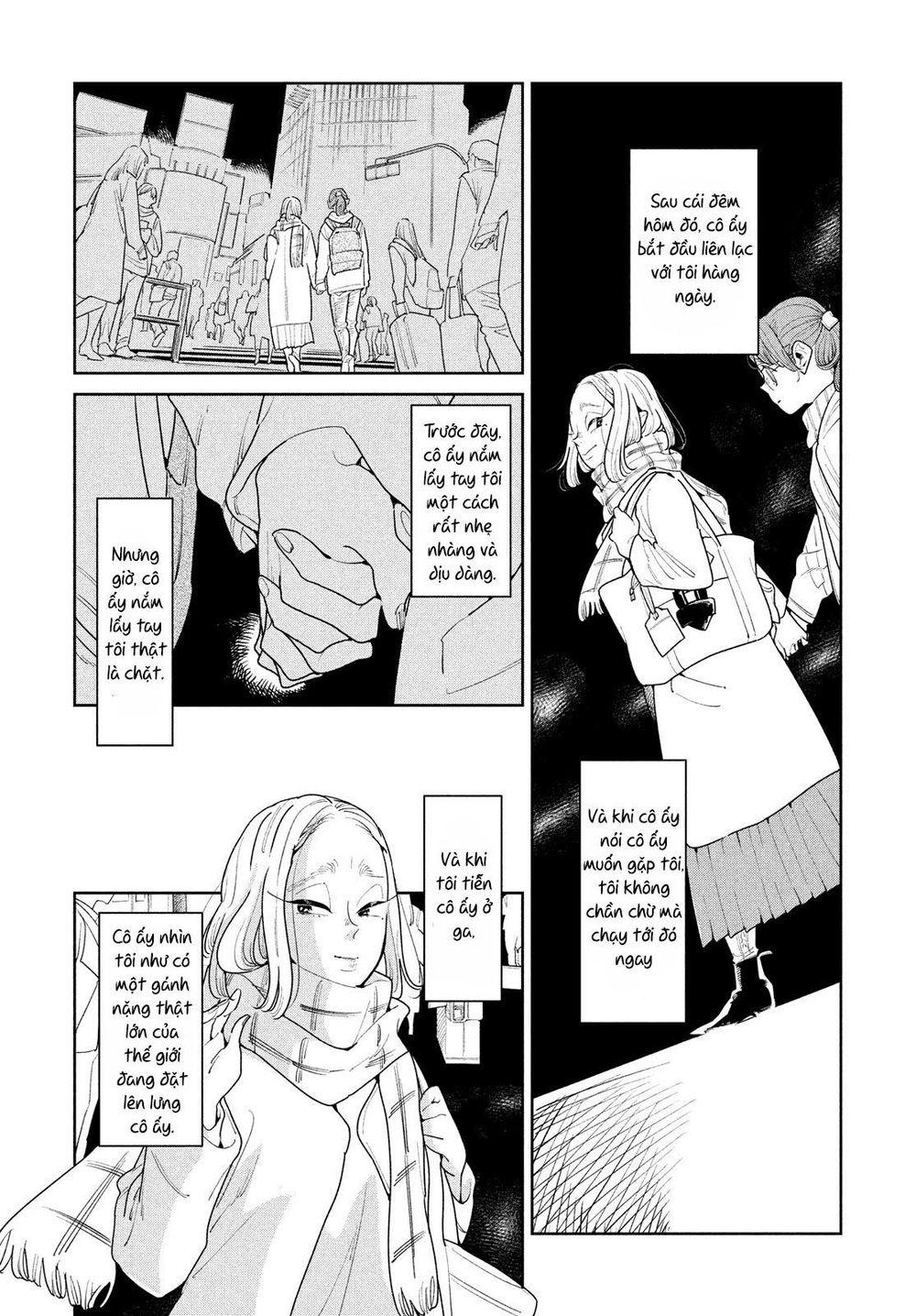 Nàng Ơi, Chạy Trốn Cùng Ta Nào Chapter 7 - Trang 12