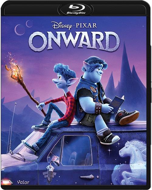 Naprzód / Onward (2020) MULTi.720p.BluRay.x264.DTS.AC3-DENDA / DUBBING i NAPISY PL