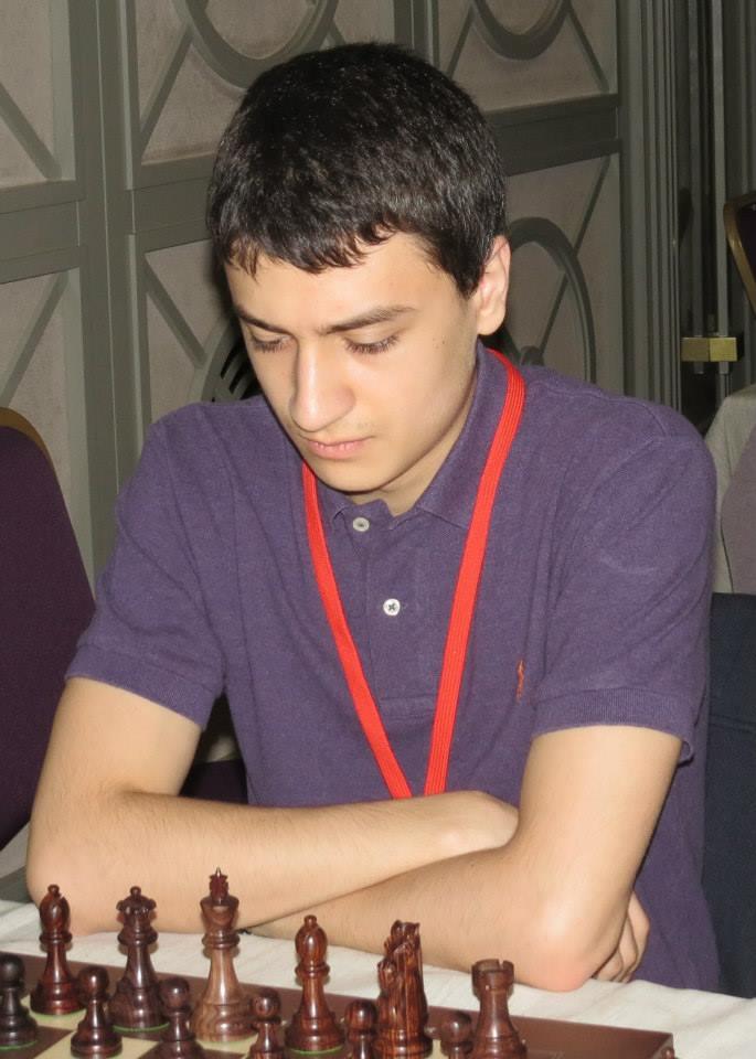 IM Валерий Йовков