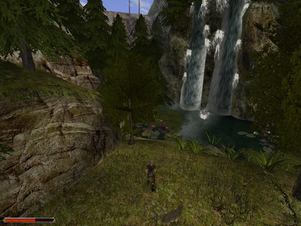 Gothic II: Gold Edition Captura 2