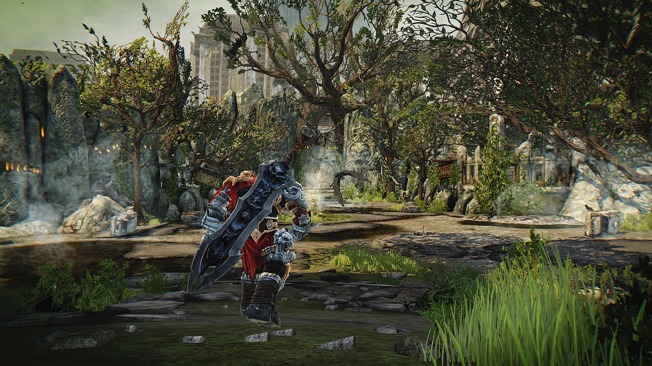 Darksiders Warmastered Edition Captura 1